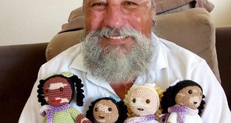 витилиго кукли деца