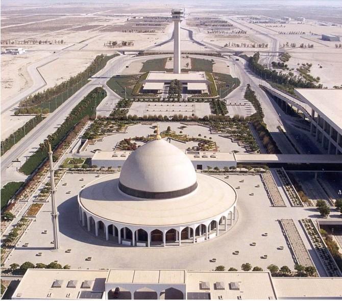 Най-голямото летище в света