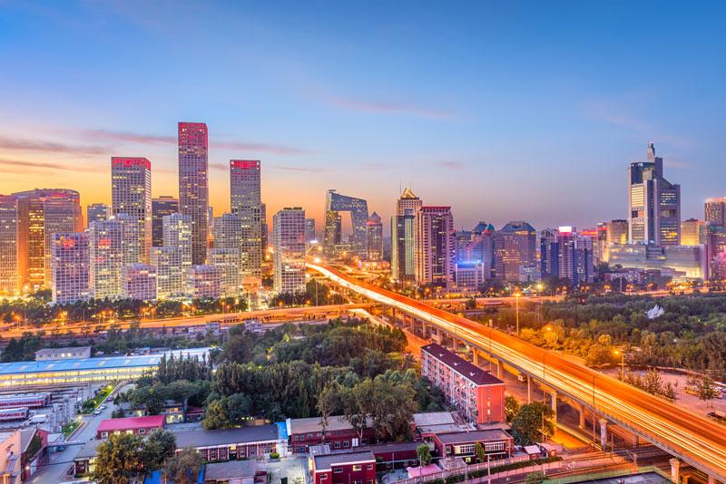 Пекин - 9-то място по население в света