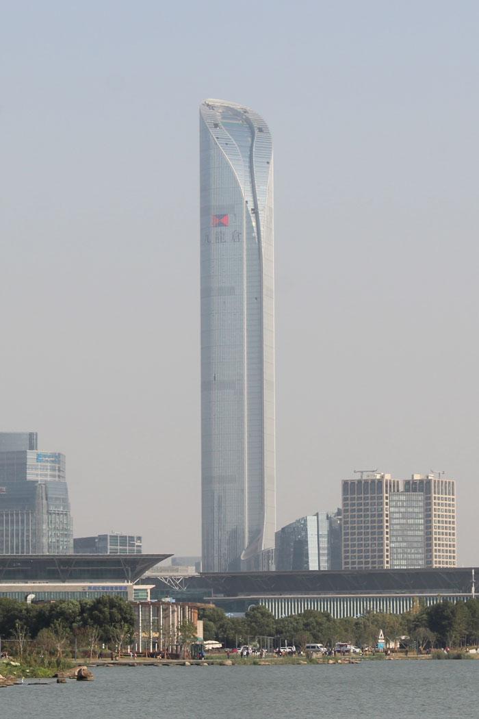 Сучжоу IFS (Международният финансов площад)
