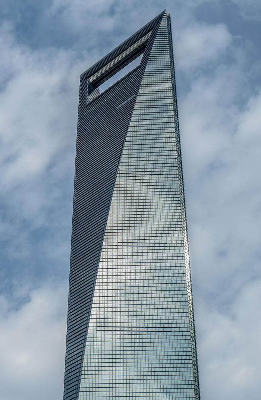 Шанхайският световен финансов център