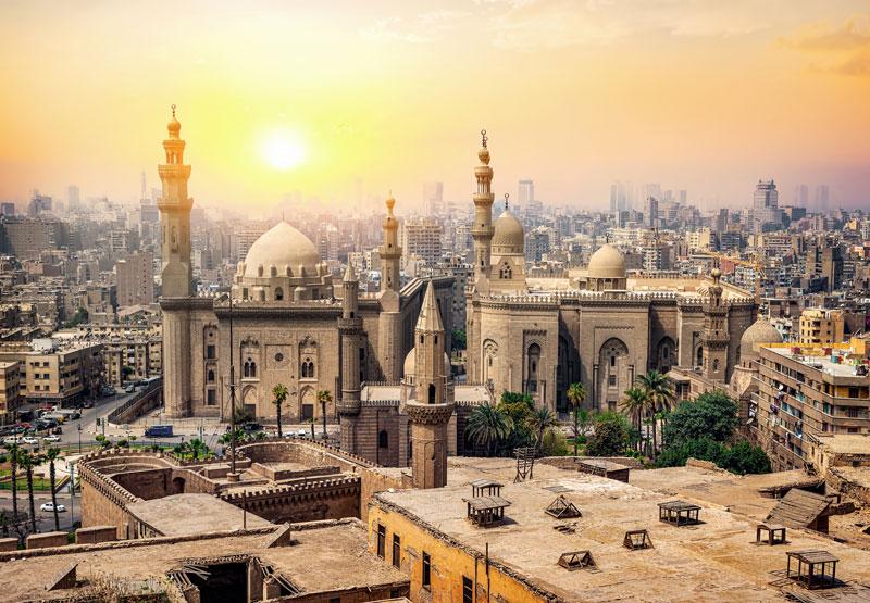 кайро шести по големина град в света
