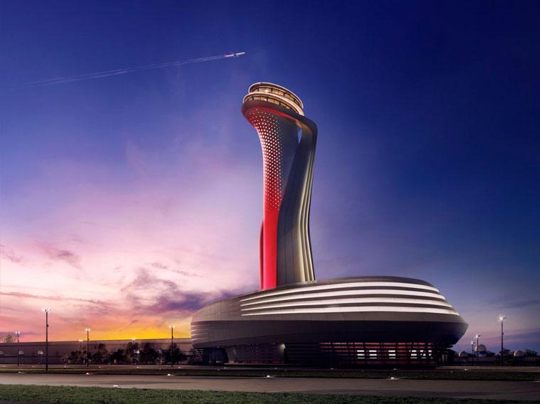 най-големият терминал на летище