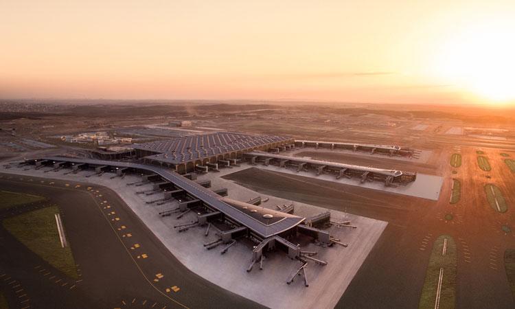 най-големия терминал на летище