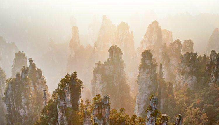 най-красивите места в света