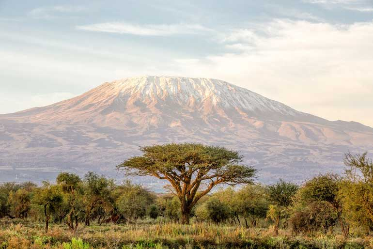 Връх Килиманджаро