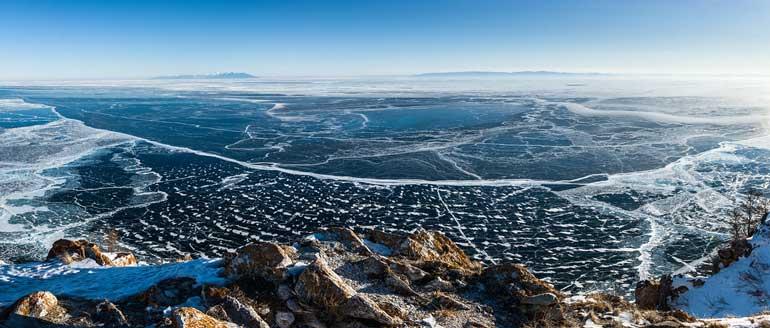 Езерото Байкал