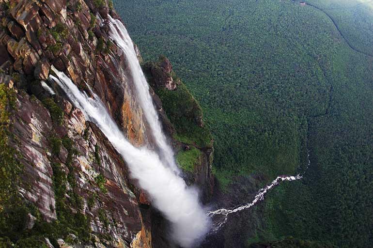 ангелски водопад