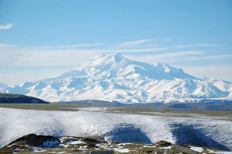Най-високият връх в Европа, елбрус