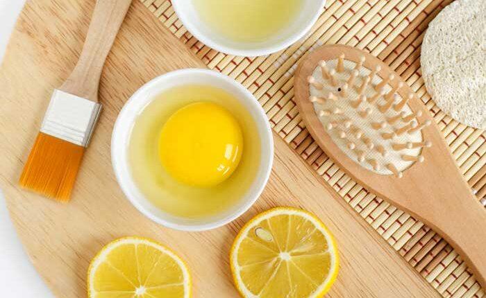 маски за коса с лимон