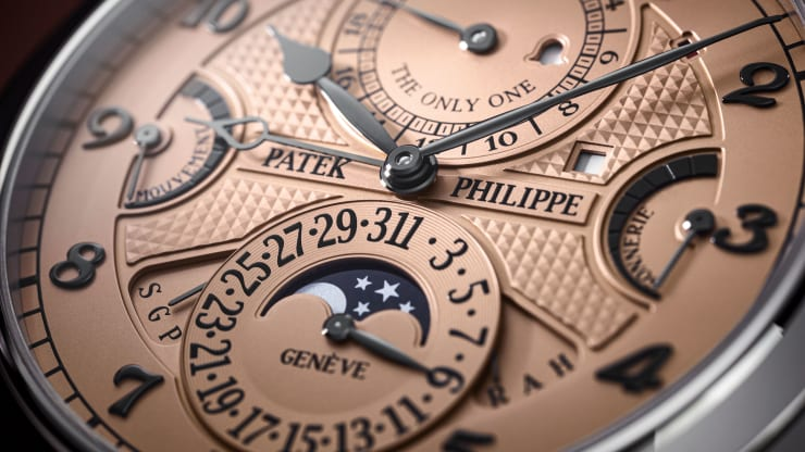 най-скъпият часовник в света