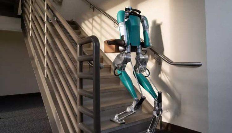 робот Agility Robotics