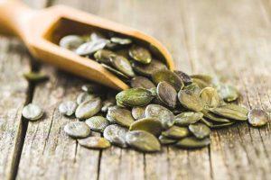 Списък на суперхрани - семена