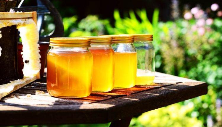 Здрави и красиви с една лъжица мед