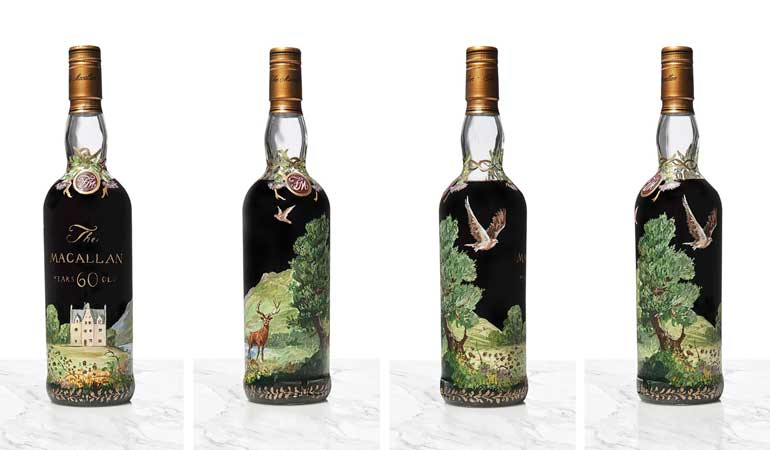 най-скъпото уиски в света №2