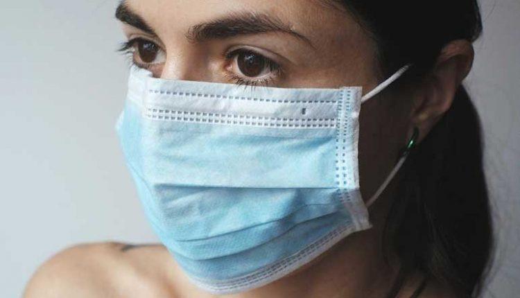 маска против вирус