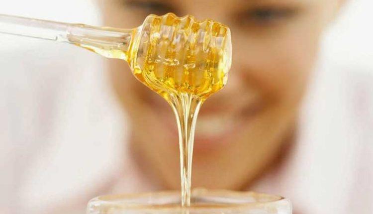 маски за лице с мед