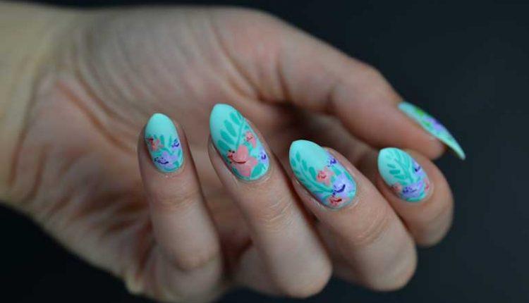 Тропически нокти