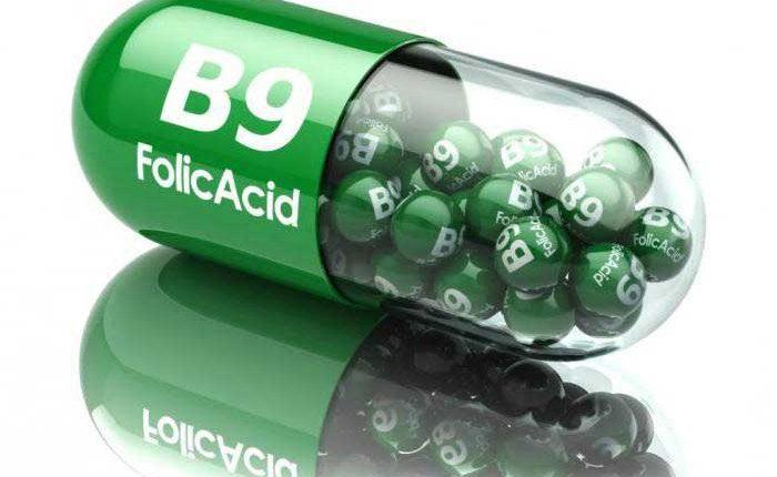 фолиева киселина витамин б9