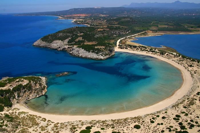 Войдокиля, полуостров Пелопонес