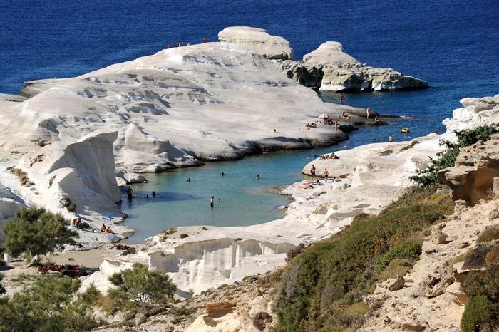 гръцки плажове САРАКИНИКО