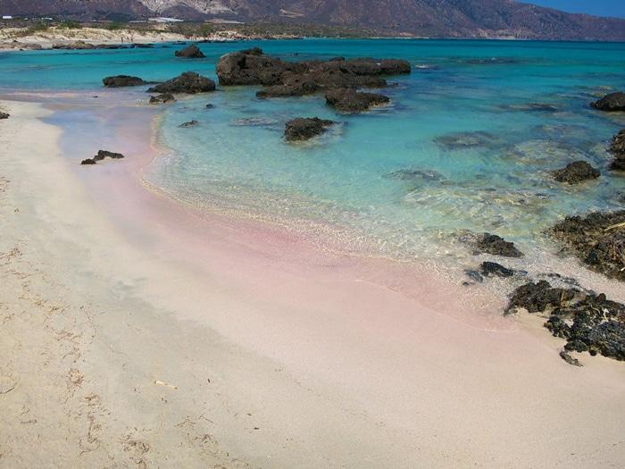 плажове в гърция елафониси