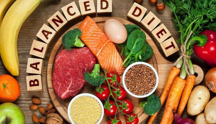 балансирана диета