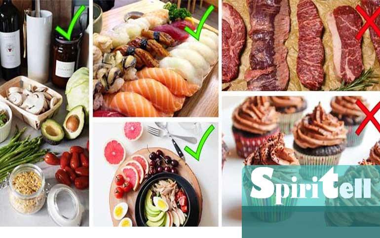 DASH диета: Здравословна диета за отслабване и кръвно..