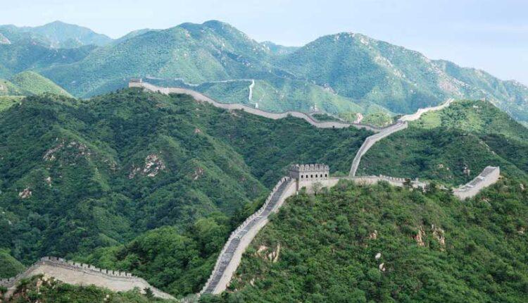 Великата китайска стена, новите седем чудеса на света