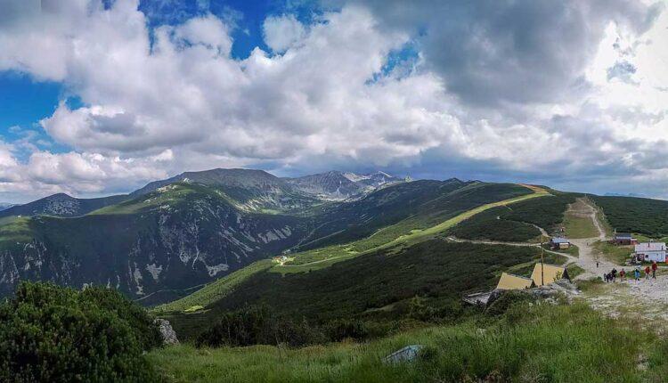 най-високата планина в българия