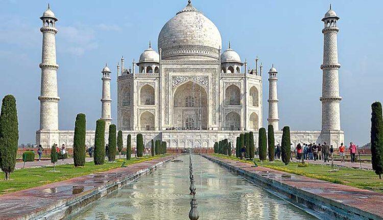 Тадж Махал, седемте чудеса на света