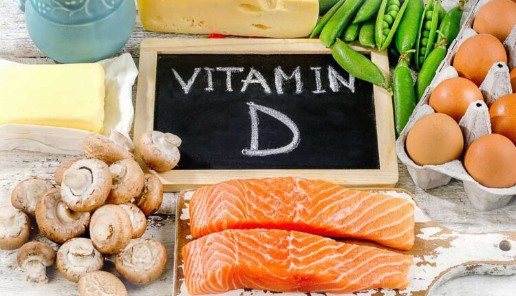 храни богати на витамин Д
