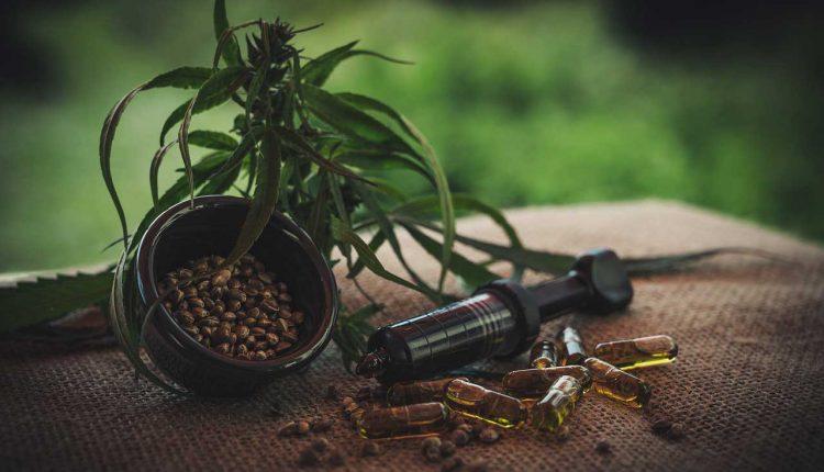 нов антибйотик CBD марихуана
