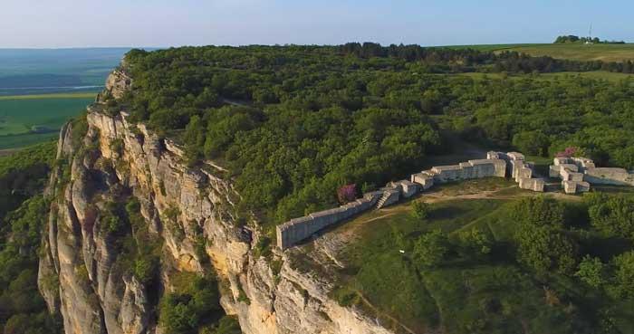 Археологически резерват Мадара