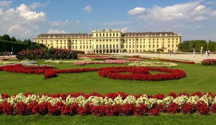дворецът Шонбрун