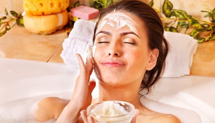домашни маски за лице с кисело мляко