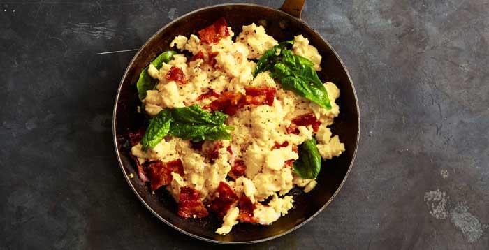 идеи за закуска с яйца