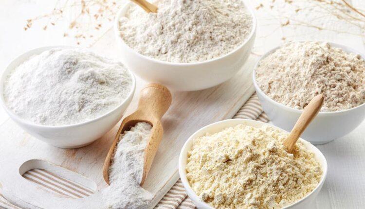 ползи от видовете брашно за кожата