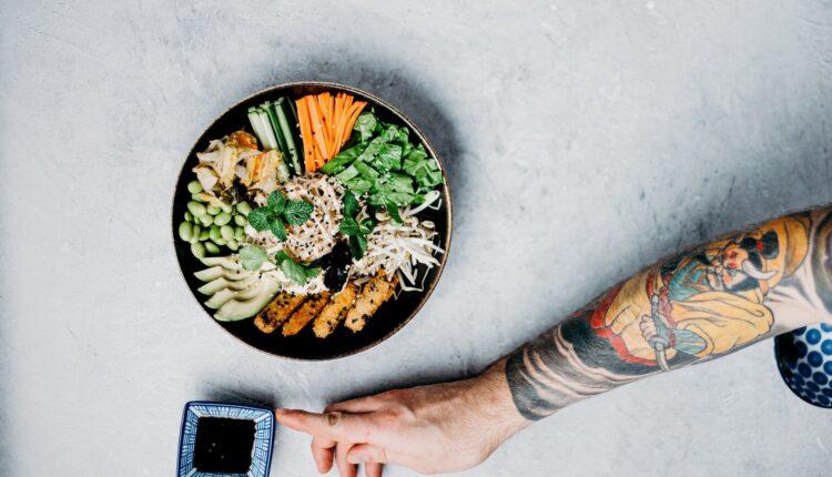 хранене по японски
