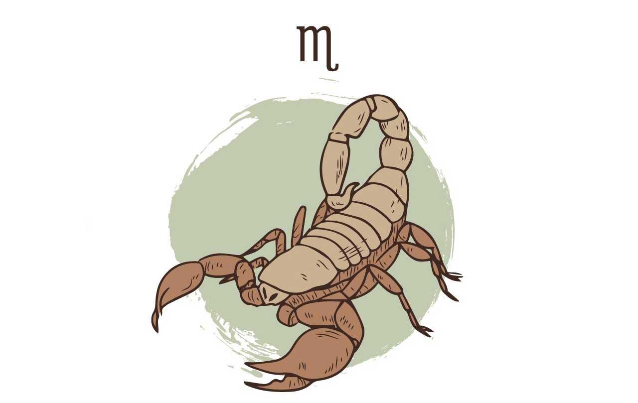 зодия скорпион мъже